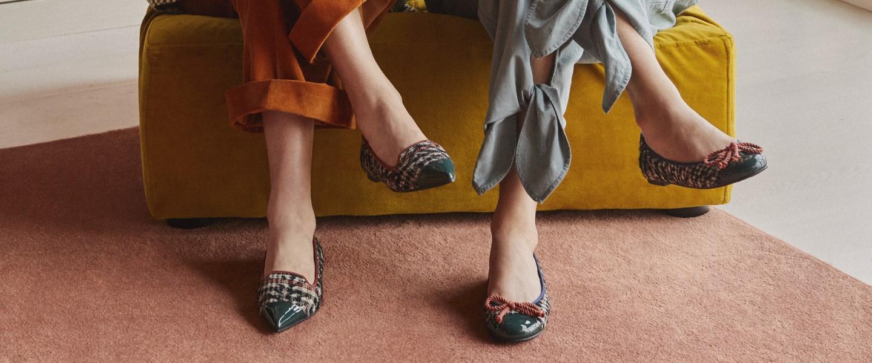 נעלי בובה לנשים